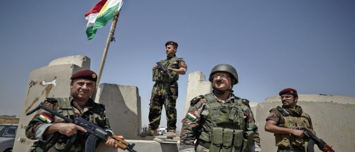 الأكراد يلجأون إلى فرنسا ويهددون بالأسد