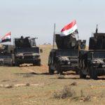 """الجيش العراقي: """"إطلاق 17 صاروخا"""" قرب قاعدة عسكرية بنينوى """"عرضي"""""""