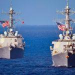 فقدان الهيمنة البحرية يهدد الإمبراطورية الأمريكية