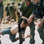 قوات الاحتلال الإسرائيلي تمارس الإرهاب ضد أطفال فلسطين