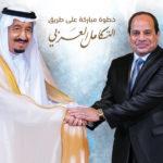 """من جسر الملك سلمان إلى مدينة """"نيوم""""..مصر والسعودية تقودان النظام العربي الجديد"""