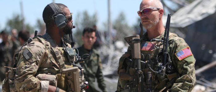 البنتاجون يكشف تفاصيل القوة الأمريكية الباقية في سوريا