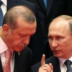"""ما هو سر """"45"""" ثانية انتظرها أردوغان على البلاط الروسي؟"""