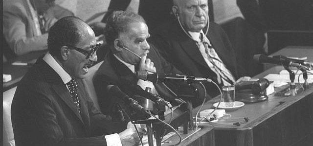 """""""ديلي ميل"""" تشيد باستمرار معاهدة السلام بين مصر وإسرائيل رغم اضطرابات المنطقة"""