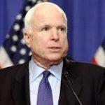 تعليقات البيت الأبيض حول جون ماكين تثير غضب الديمقراطيين والجمهوريين