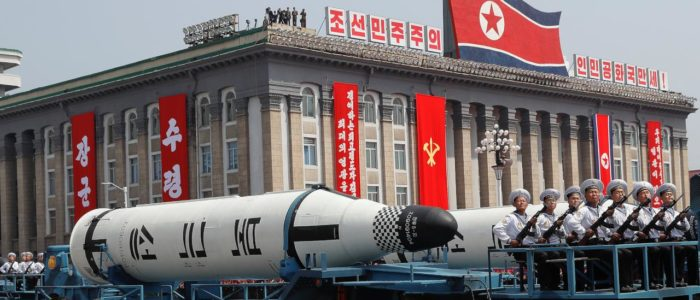 خبراء الأمم المتحدة: كوريا الشمالية حصلت علي 200 مليون دولار رغم العقوبات