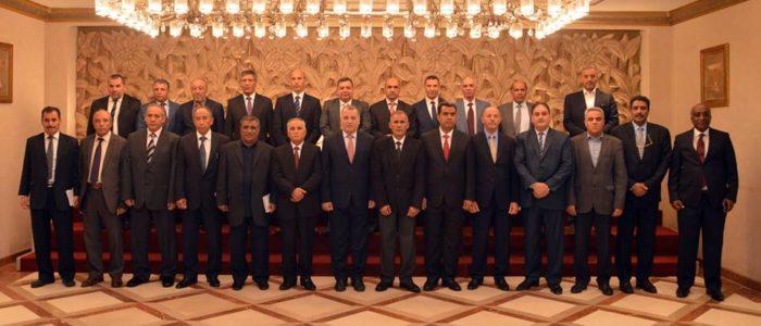 اجتماع باريس بشأن ليبيا يخرج باتفاق على إجراء انتخابات في 10 ديسمبر المقبل