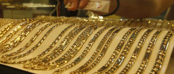 أسعار شراء الذهب في مصر اليوم… في السوق ومحلات الصاغة