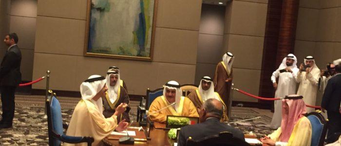 مصر والسعودية تقودان اجتماع الرباعي العربي لمواجهة تدخلات إيران
