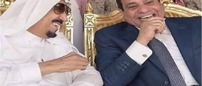 السيسي يعلن موقف مصر من أحداث السعودية ودور قطر وإيران بالمنطقة
