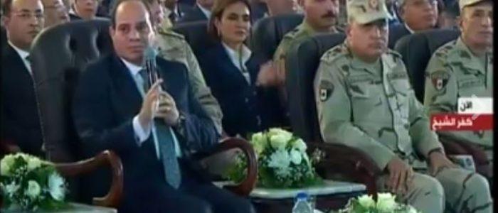 بالفيديو..حقيقة ماقاله السيسي عن سد النهضة وما سيفعل مع أثيوبيا
