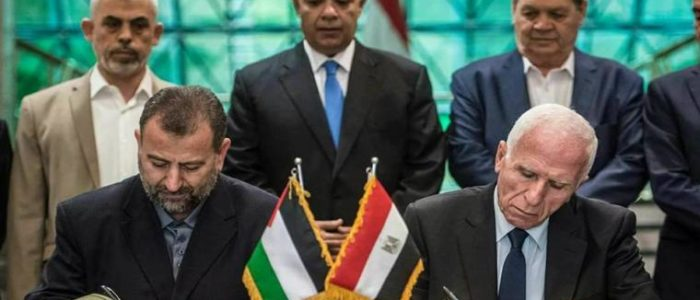 وفدان فلسطينيان إلى القاهرة في زيارة مفاجئة لبحث ملف المصالحة