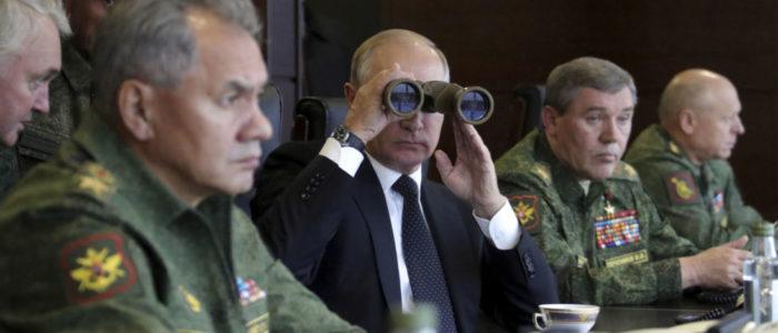 بوتين يطلب من شركات الأسلحة الروسية الاستعداد للحرب العالمية الثالثة