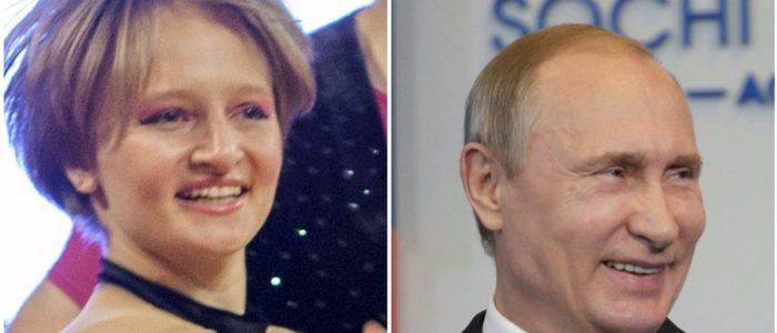 بوتين لديه ابنة سرية عمرها 31 عاما تعمل راقصة