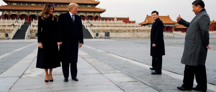 اشتعال الحرب الباردة بين الصين وأمريكا