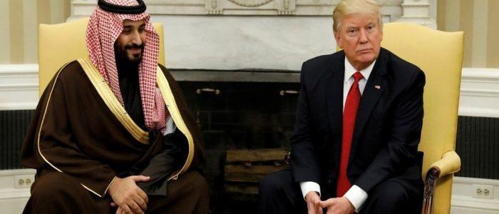 تعليق ترامب على اعتقال أمراء وحملة التطهير في السعودية