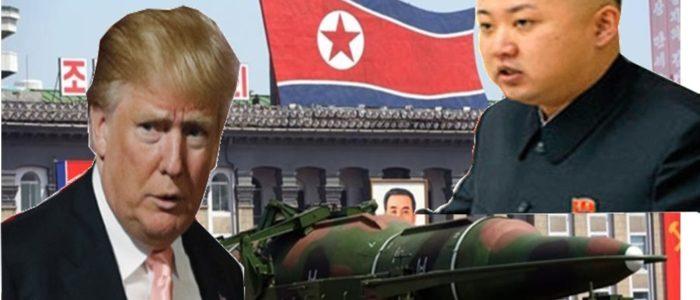 ترامب: العقوبات علي كوريا الشمالية تثبت أن العالم يريد السلام