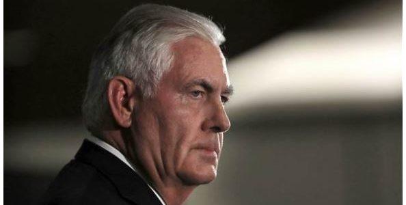 الخارجية الأمريكية تهدد بغلق مكتب منظمة التحرير الفلسطينية في واشنطن