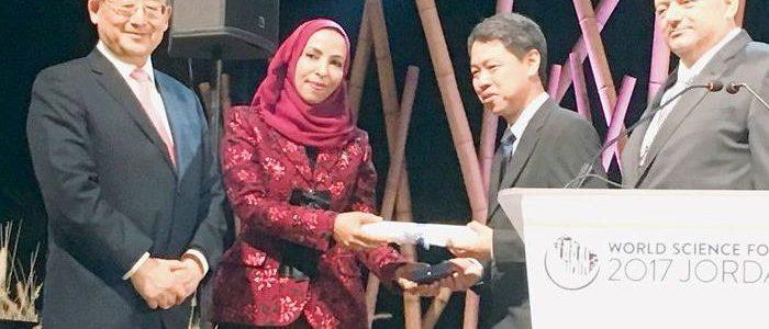 سنغافورة تحصد جائزة السلطان قابوس الدولية لحماية البيئة
