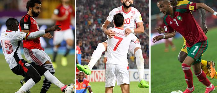 تونس تكمل الرباعية العربية في مونديال روسيا وتلحق بمصر والمغرب والسعودية