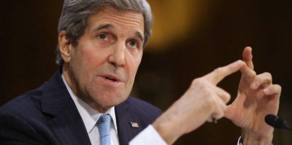 كيري: الولايات المتحدة لن تتحمل ولاية ثانية لترامب