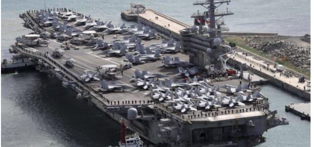 واشنطن تبدأ التدريبات العسكرية مع سيول لأظهار القوة ضد بيونج يانج