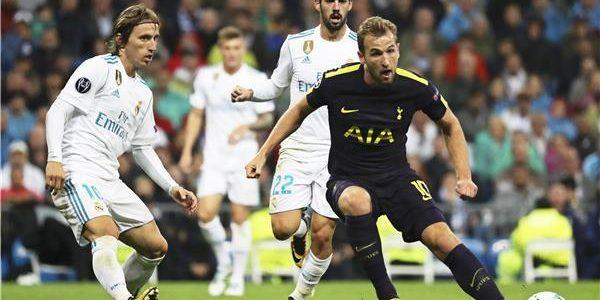 توتنهام يفجر مفاجأة ويقهر ريال مدريد بثلاثية في دوري الأبطال