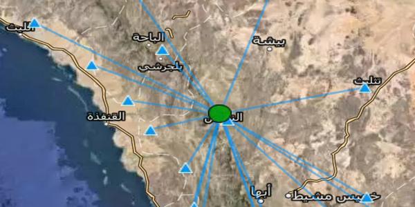 زلزال تاسع يضرب السعودية بقوة 4 ريختر..ولن يكون الأخير هذا العام