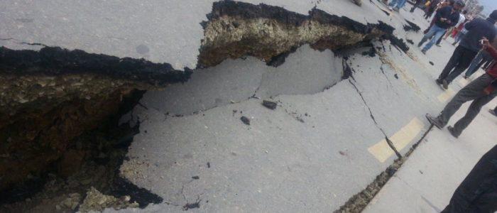 زلزال مدمر يضرب العراق ويمتد للسعودية والكويت وإيران