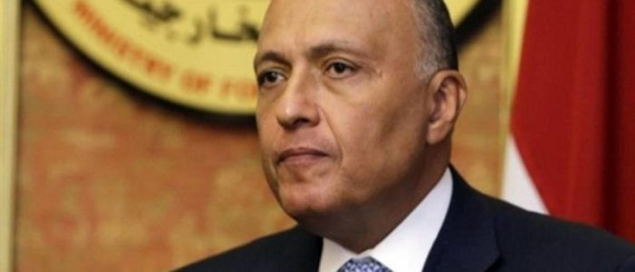 سامح شكري: التوصل إلى وثائق تفصيلية لتوحيد المؤسسة العسكرية الليبيبة