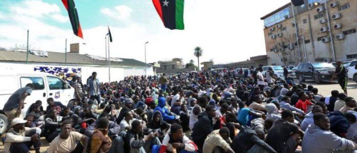 أمين عام الأمم المتحدة يشعر بالفزع لبيع الرقيق في ليبيا ويصفها بجريمة حرب