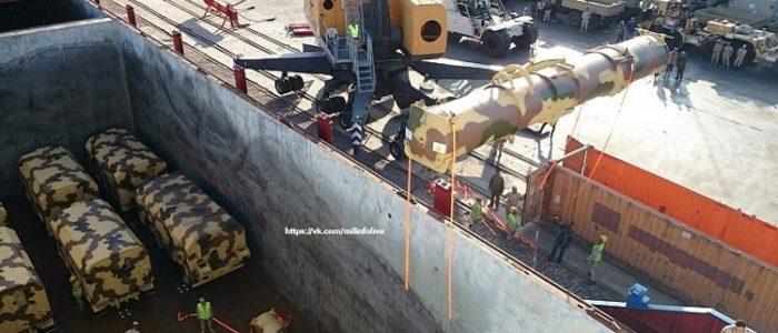 بالصور: مصر تتسلم صواريخ أس300 لتأمين سماء المنطقة العربية في موعدها