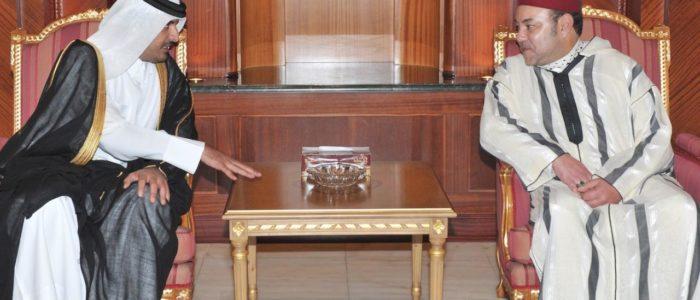 قطر تواصل السقوط..المغرب يفضح فبركتها صورة مسيئة للملك محمد السادس
