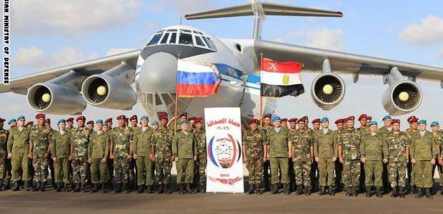 روسيا تفتح قواعدها العسكرية للجيش المصري.. تطلب الاستخدام المتبادل للأجواء والمطارات