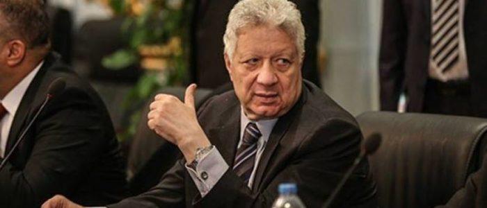 أول قرارات مرتضى منصور تجميد عمل مجلس إدارة الزمالك..إعادة الانتخابات واردة