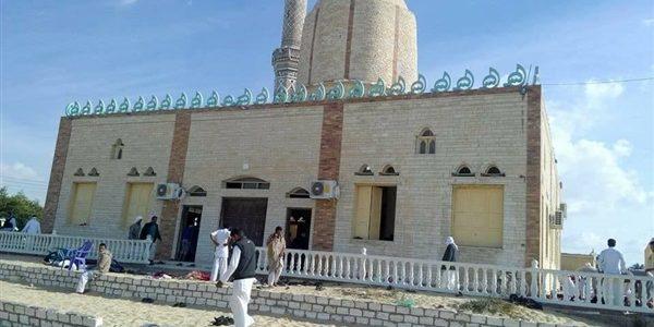ماذا قال العالم عن هجوم مسجد الروضة الإرهابي؟رسالة بن سلمان وعرض روسي