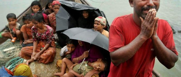تسريب بيان قمة أسيا..تجاهل إبادة المسلمين في بورما