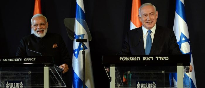 الهند تلغي صفقة أسلحة بقيمة 500 مليون دولار مع إسرائيل