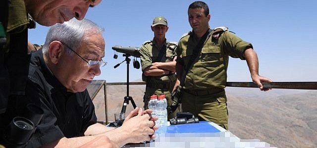 نتنياهو يهدد الأسد بغزو سوريا إذا سمح بقاعدة عسكرية لإيران