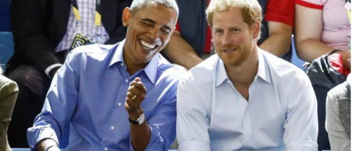 أوباما يهنيء الأمير هاري لخطوبته وترامب يتجاهل ولي العهد البريطاني