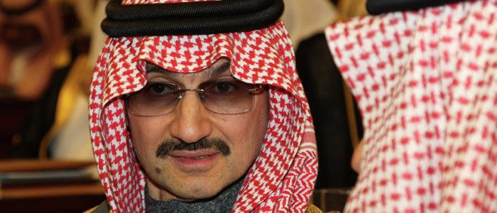 """الوليد بن طلال: طموحى السياسى """"صفر"""".. وأكتفى بالنجاح فى المال والأعمال"""