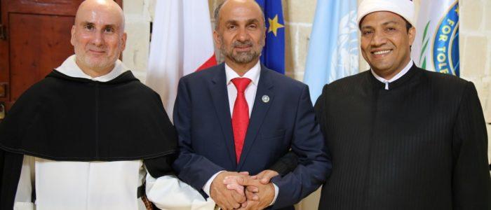 الإماراتي أحمد الجروان رئيسا للمجلس العالمي للتسامح والسلام