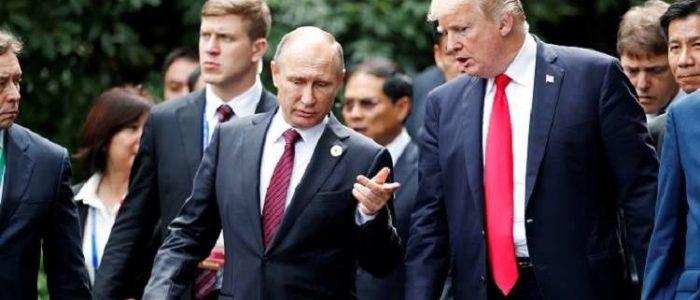 ترامب يلتقي بوتين على هامش الآيباك ..وسوريا محور النقاش