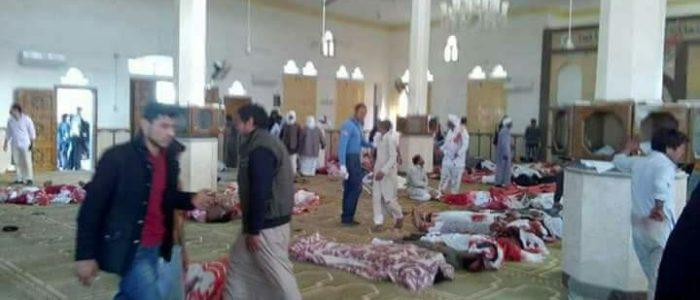 خليجيون في حب مصر: إرادة المصريون ستظل عصية على محاولات الارهاب الجبان