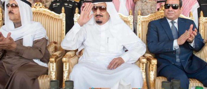 إيران تعلن الحرب على السعودية وتقصفها بصواريخ..والجبير يكشف موقف مصر