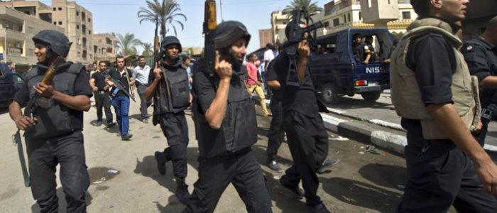 قتل 11 إرهابيا بطريق «دشلوط-الفرافرة» في أسيوط