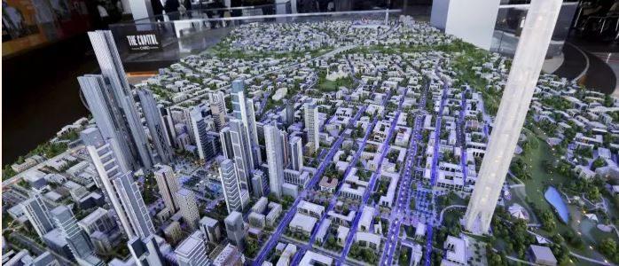 مصر تبني عاصمة إدارية شاملة ومتكافئة
