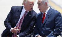 """""""واشنطن بوست"""": تصاعد شعبية ترامب.. ونتنياهو: """"حل الدولتين"""" أشبه بساعة معطّلة"""