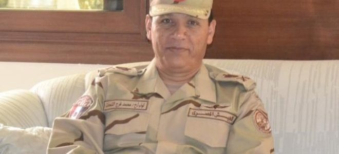مديرالمخابرات الحربية يصل السودان لمناقشة قضايا استراتيجية
