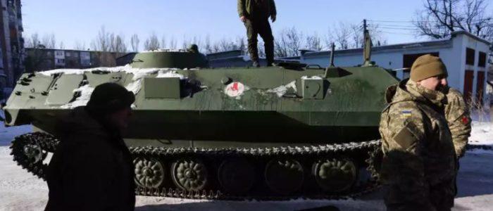 روسيا: تزويد الولايات المتحدة لأوكرانيا بالأسلحة سيؤجج الصراع
